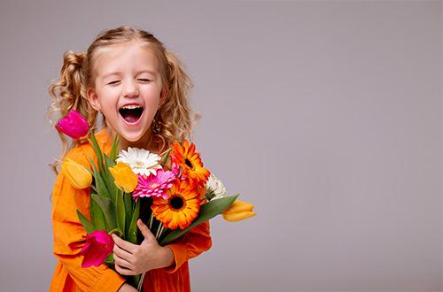 Choisir les fleurs à offrir pour la Fête des grand-mères