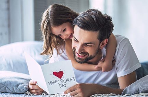 Idées de messages pour la fête des pères