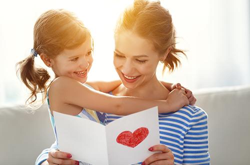 Idée de texte / message pour la fête des mères