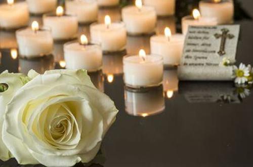 Le bouquet de deuil, bien choisir son message