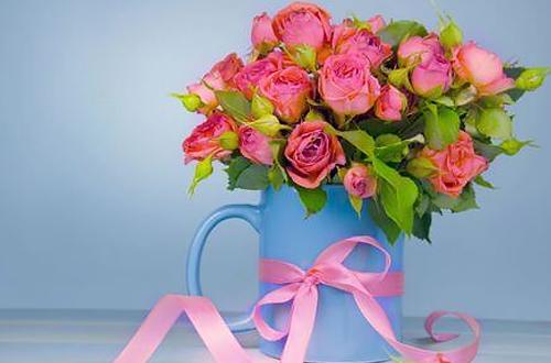 Quel Joli Bouquet De Roses Offrir Pour