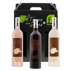 Coffret 3 vins