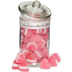 Bonbons mini coeurs