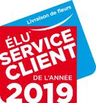 Florajet Elu Service Client de l'Année 2018