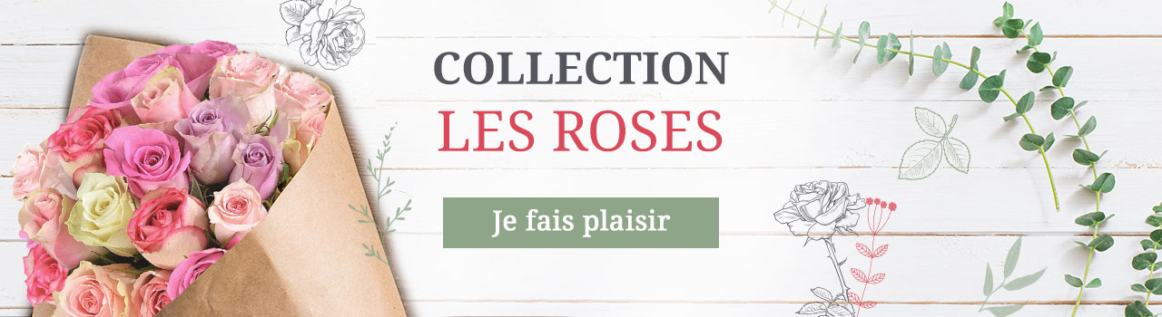 COLLECTION LES ROSES