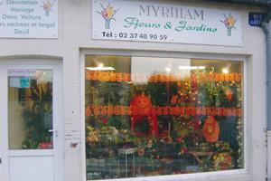 MYRHIAM FLEURS ET JARDINS