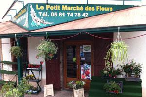 LE PETIT MARCHE DES FLEURS