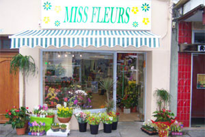MISS FLEURS