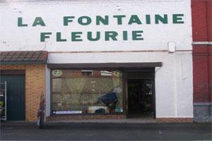 LA FONTAINE FLEURIE