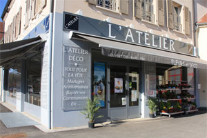 L ATELIER FLEURS ET DECO