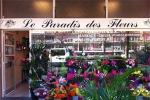 LE PARADIS DES FLEURS