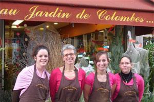 LE JARDIN DE COLOMBES