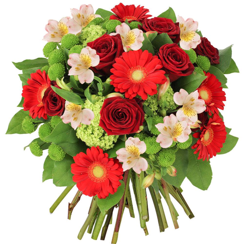 livraison en express bouquet de fleurs lutine florajet. Black Bedroom Furniture Sets. Home Design Ideas