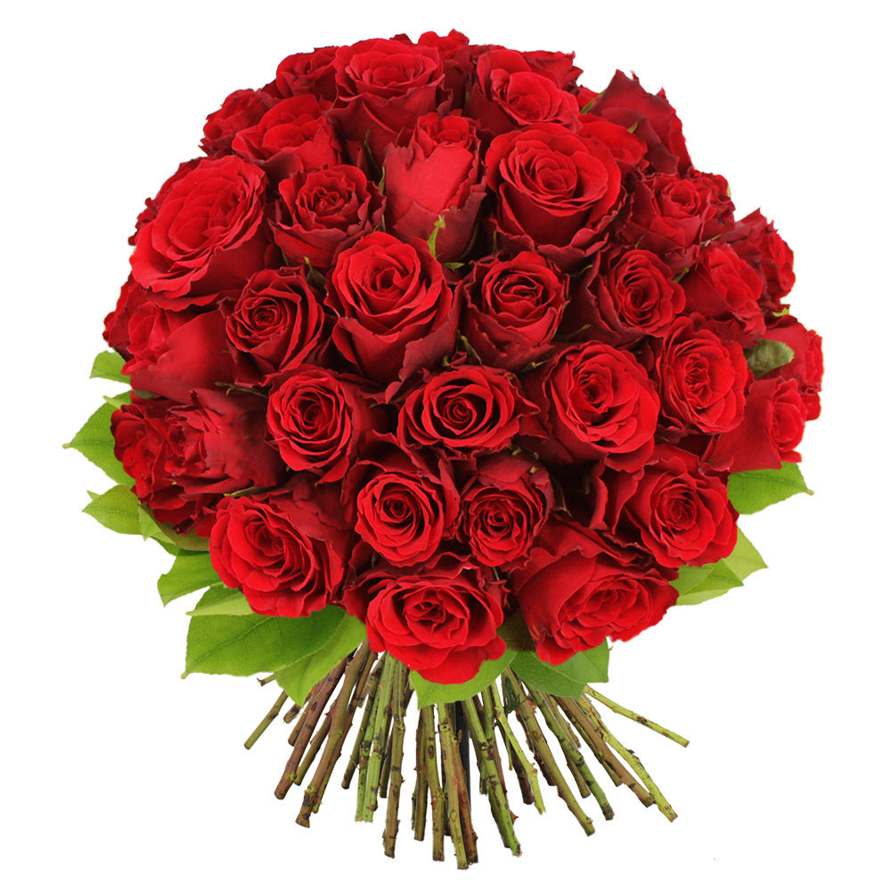 Bouquet de 50 roses rouges livraison en express florajet for Bouquet de rose