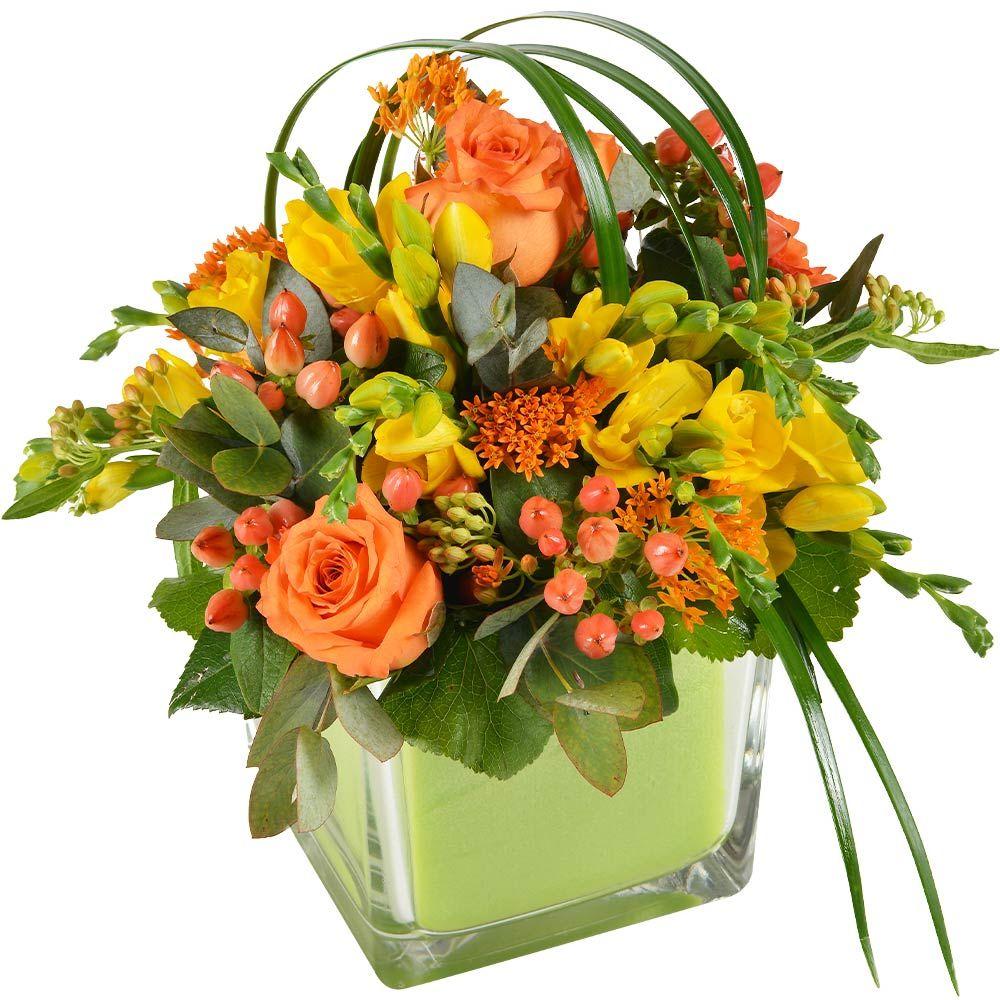 Fleurs express f te des grand m res bellissima florajet for Fleurs express