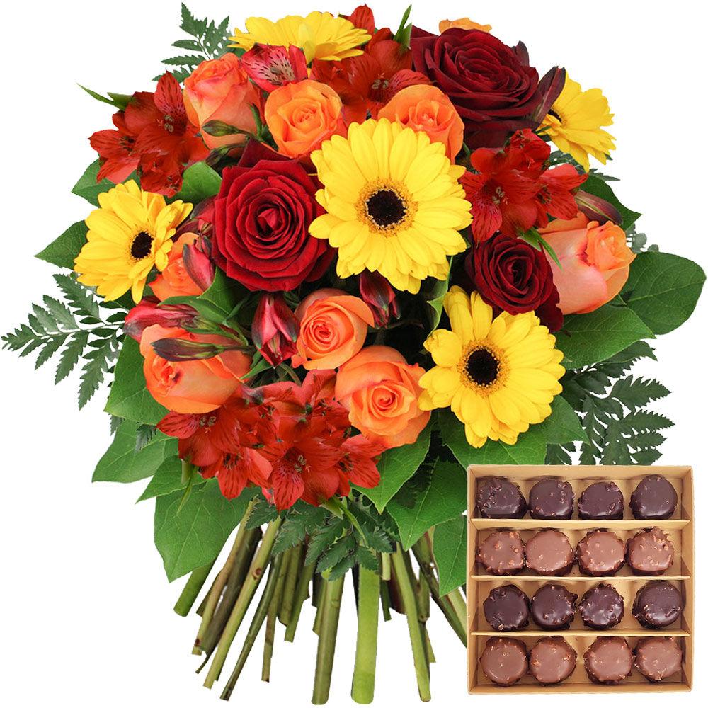 cadeaux gourmands coccinelle chocolats livraison express florajet. Black Bedroom Furniture Sets. Home Design Ideas
