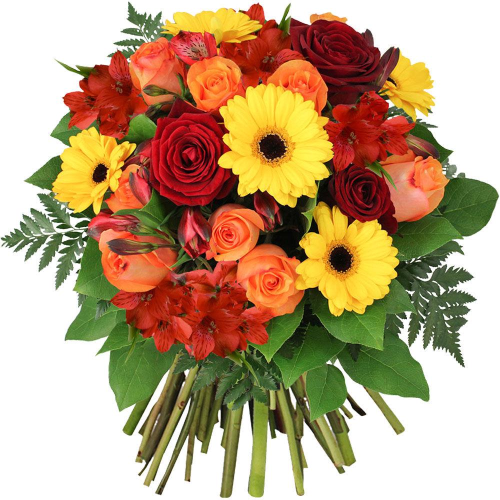 Livraison bouquet de fleurs fra ches coccinelle florajet for Bouquet livraison