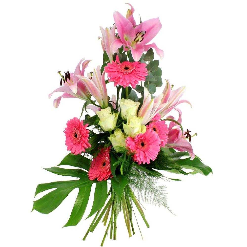 livraison express bouquet longues tiges eventail florajet. Black Bedroom Furniture Sets. Home Design Ideas