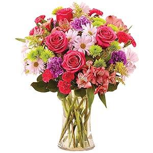 envoyer des fleurs au canada