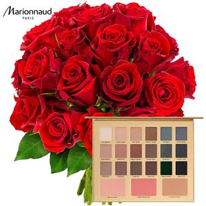 20 ROSES + MAQUILLAGE