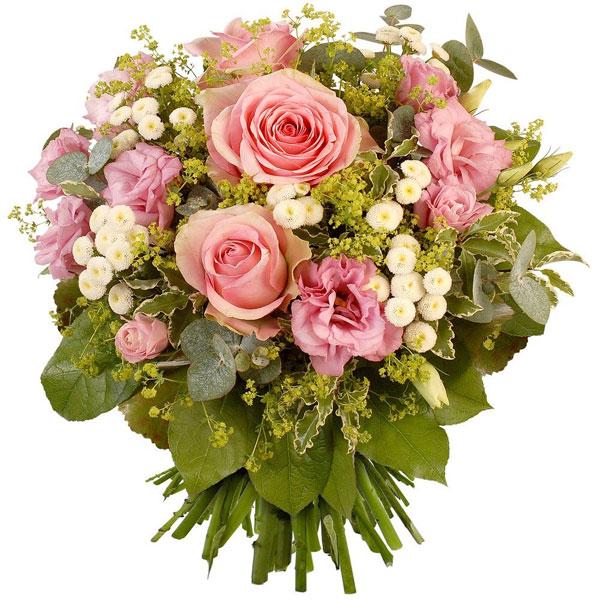 Bouquet rond CHANSON