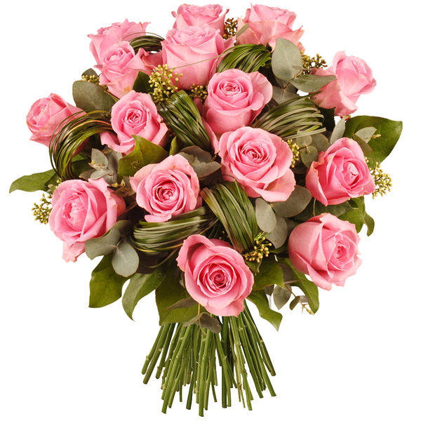 Bouquet de roses CANDEUR