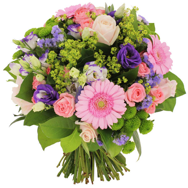 Bouquet rond BLUETTE