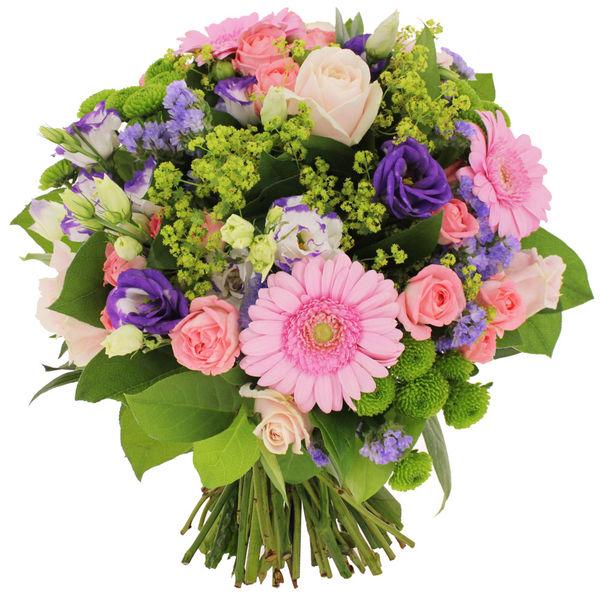 Bouquet rond BLUETTE