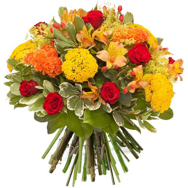 Bouquet rond SECRET