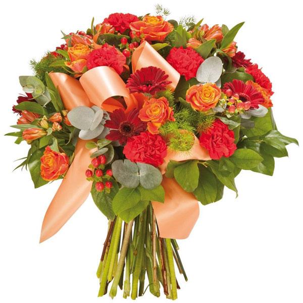 Bouquets deuil AMITIE SINCERE