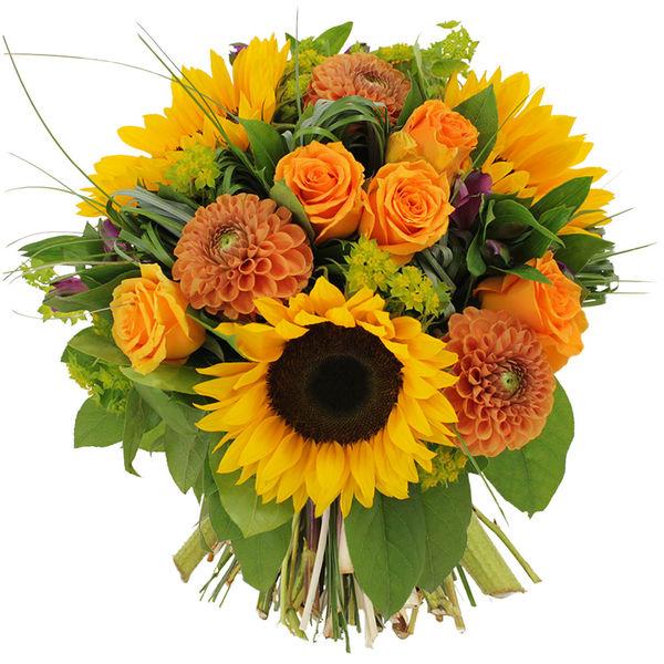 Bouquet rond CIGALE