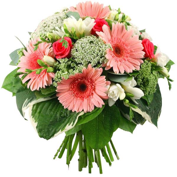 Bouquet rond DELICE