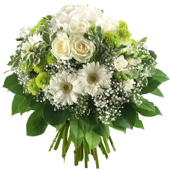 Bouquet rond MYSTIQUE