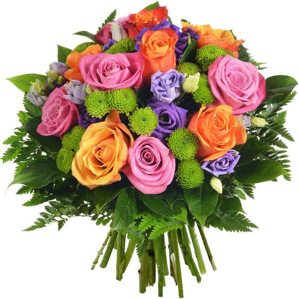 Bouquet rond SUMATRA