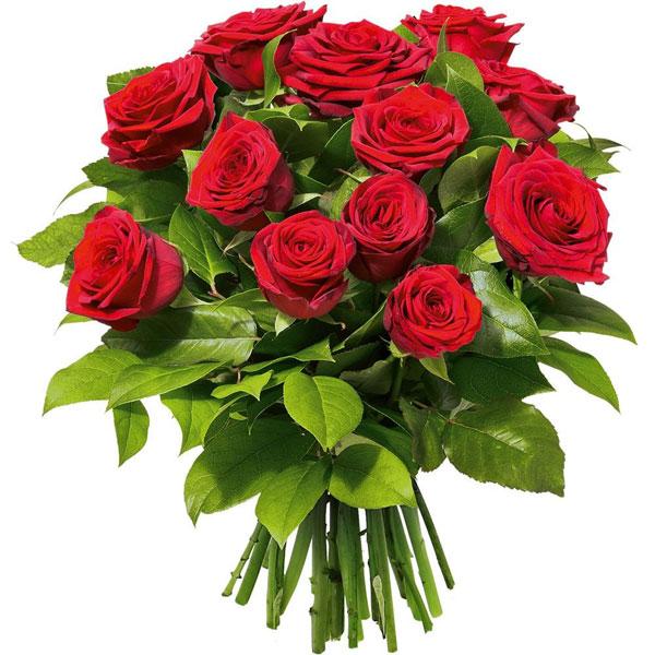 Bouquet de roses LOVE