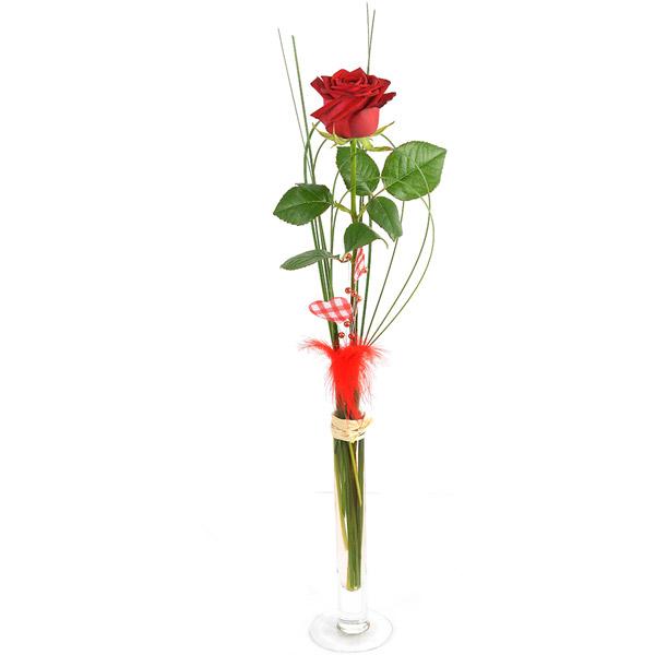 Bouquet de roses MON SEUL AMOUR
