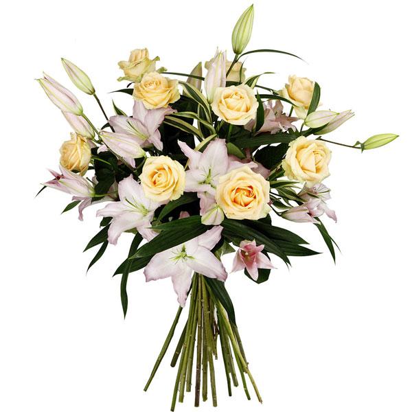 Bouquet rond ELIXIR