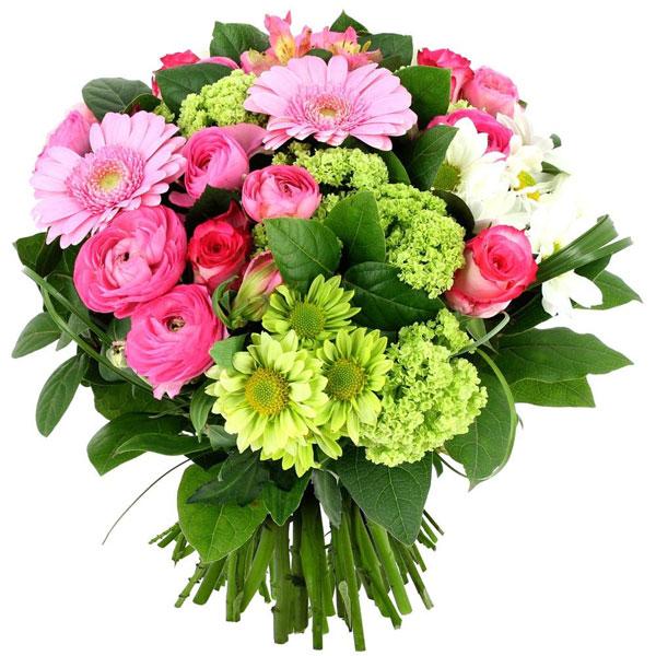Bouquet rond AMBASSADEUR