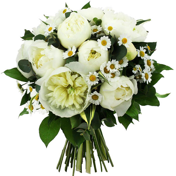 Bouquet rond JUPITER
