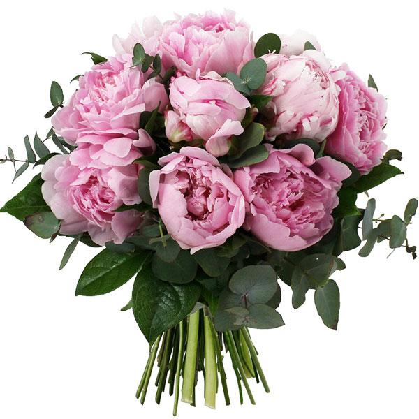 Bouquet rond SATURNE