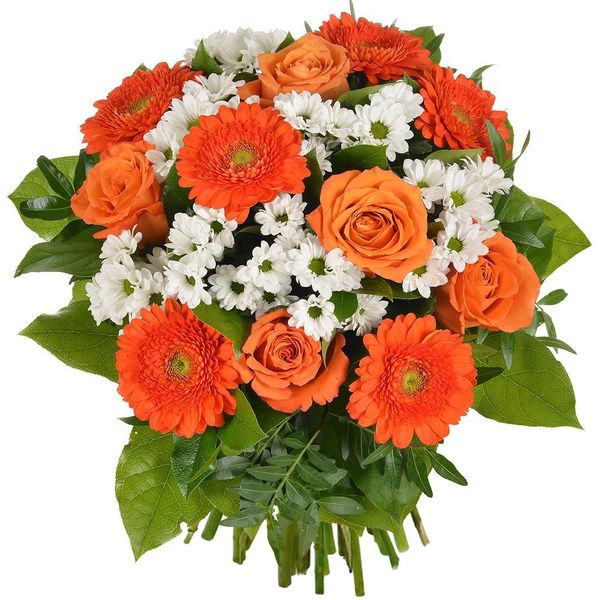 Bouquet rond POESIE D'AUTOMNE