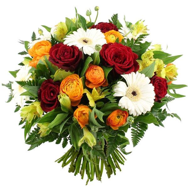 Bouquet rond ALCHIMIE