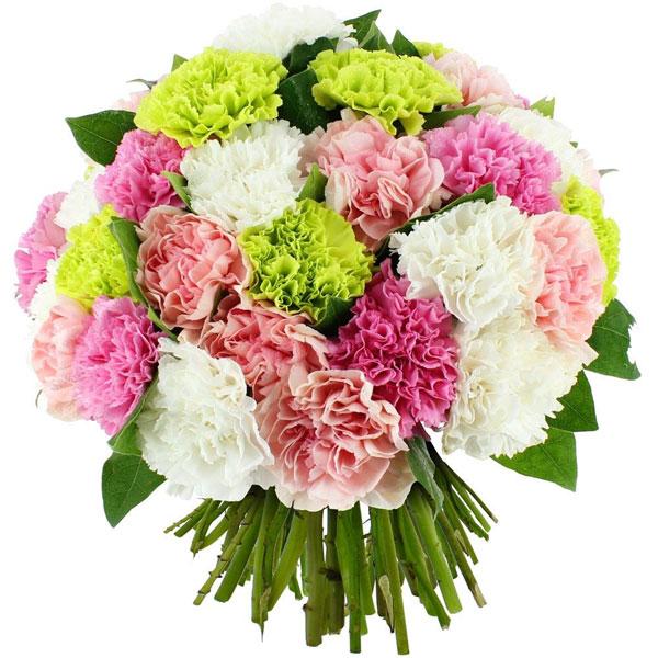 Bouquets deuil MIGNON