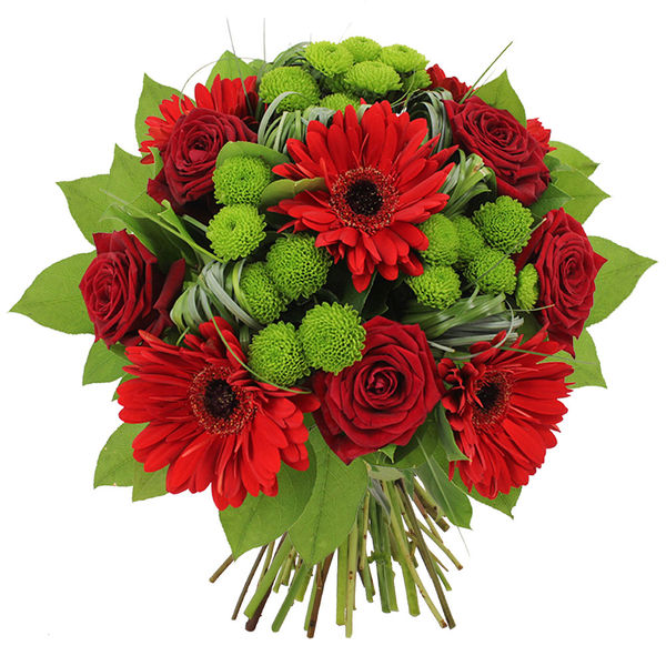 Bouquet rond GRENADINE