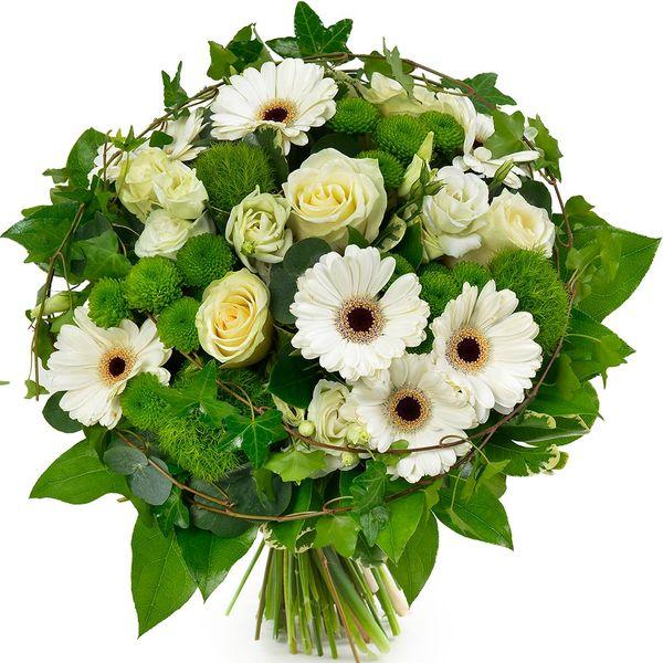 Bouquet rond LOVE ME TENDER