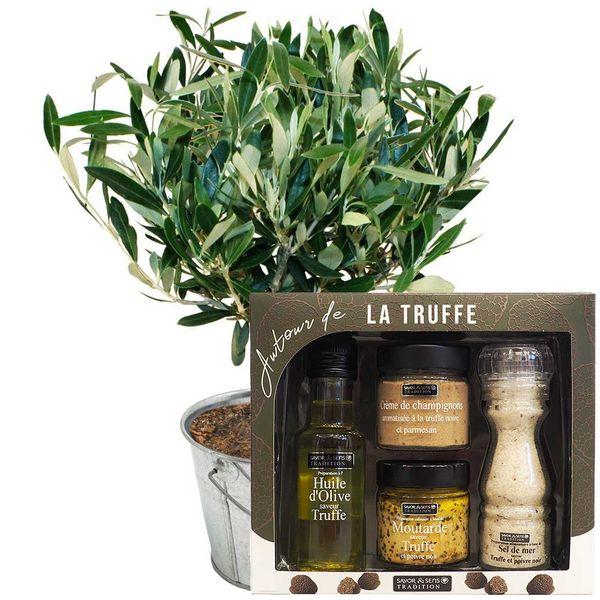 Cadeaux Gourmands OLIVIER + AUTOUR DE LA TRUFFE