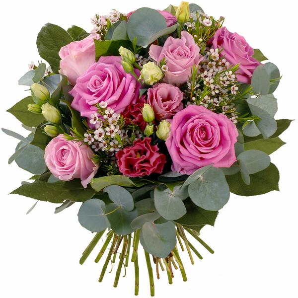 Bouquet rond MESANGE