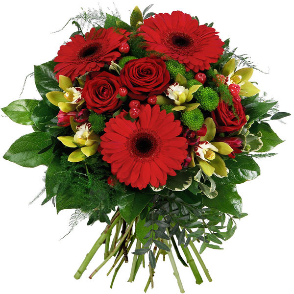 Bouquet rond FIDELIO ABSOLU