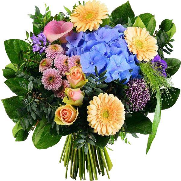 Bouquet rond HEMISPHERE