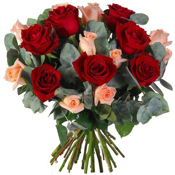 Bouquet de roses TAGADAH